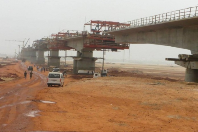 Liberia to construct two overhead bridges