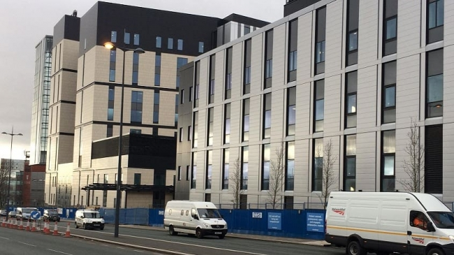 Laing O'Rourke confirmed as management contractor for Liverpool hospital