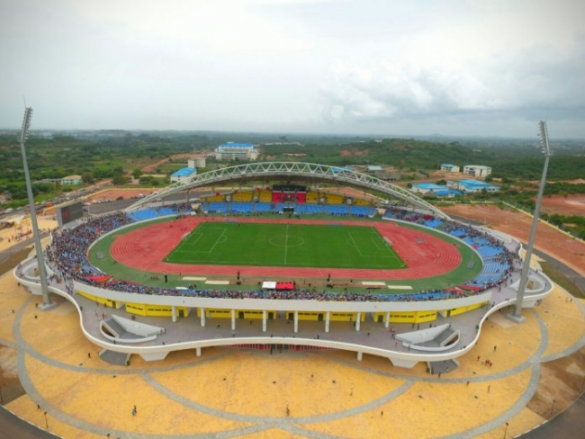 Ghana begins renovation works on Cape Coast Sports Stadium