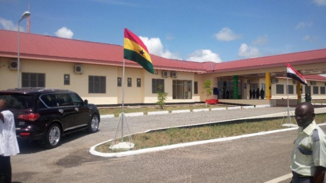 Ghana commissions US $52m Upper West Regional Hospital