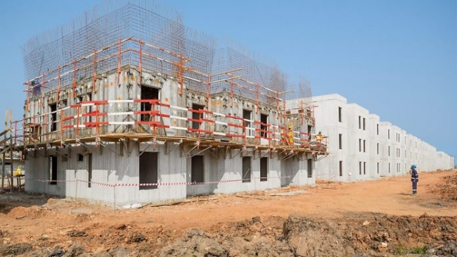 Construction of US $726,612 multi-purpose building in Ghana starts