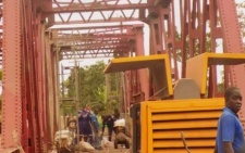 Work resume's on Birim River Bridge Rehab Project