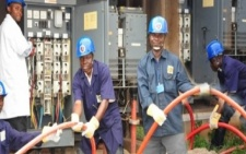 Staff of ECG, GBC clash over disconnection