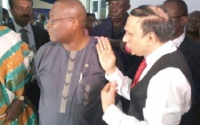 Health Minister opens new eye clinic in Accra