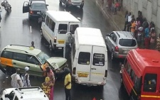 Ghana ranked high risk country for road safety in new Travel Risk Map