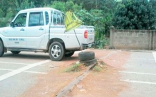 Illegal speed humps - Common phenomenon on Volta highways