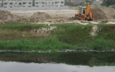 Wetlands threatened as estate developers invade Sakumono Ramsar Site