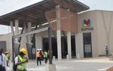 Kumasi City Mall officially opens to the public