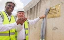 Vivo Energy commissions mega diesel storage tank in Mombasa
